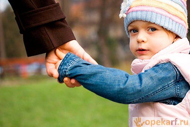 Выявление и устройство детей оставшихся без попечения родителей в 2021 году