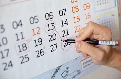 Удержание за неотработанные дни отпуска при увольнении в 2021 году