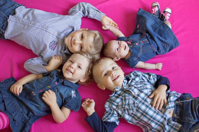 Алименты на 4 детей в 2021 году: размер, сколько процентов
