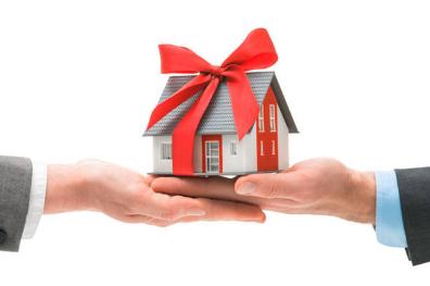 Договор дарения части квартиры: образец 2021 года